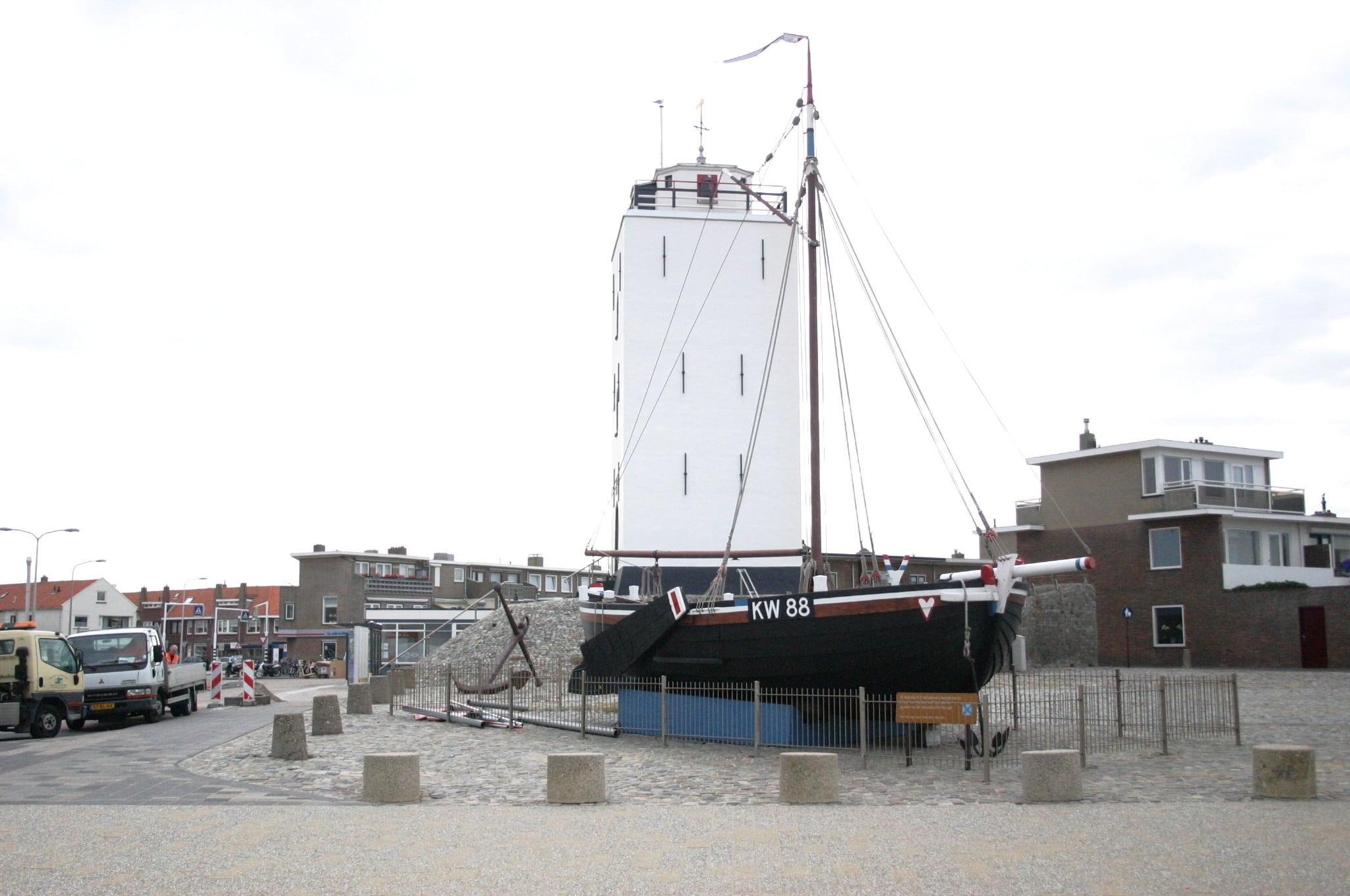 Wandeling Katwijk aan Zee