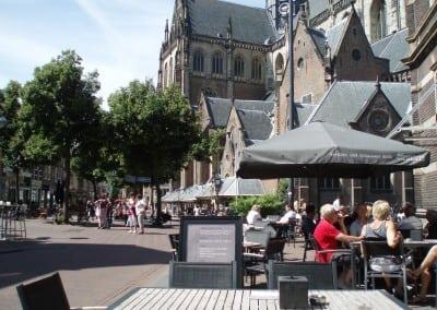 Stadswandeling Haarlem met gids