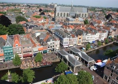 Stadswandeling Leiden met gids